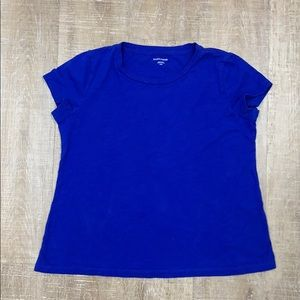 Eileen Fisher Organic Cotton Crewneck Tee Shirt M